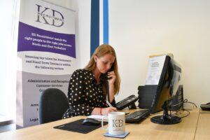 Kelly Dunn, Managing Director of KD Recruitment